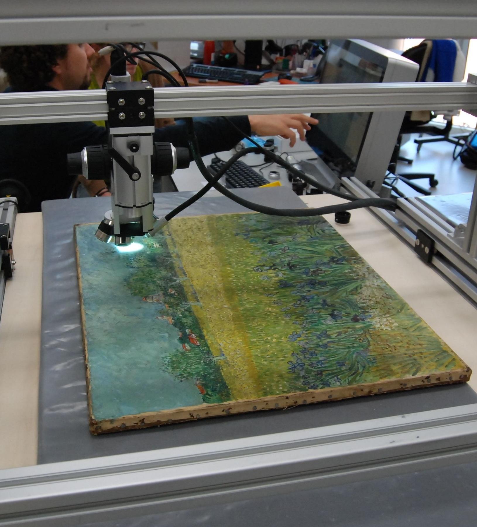 Hirox mikroszkóp alkalmazása múzeumi vizsgálatokhoz