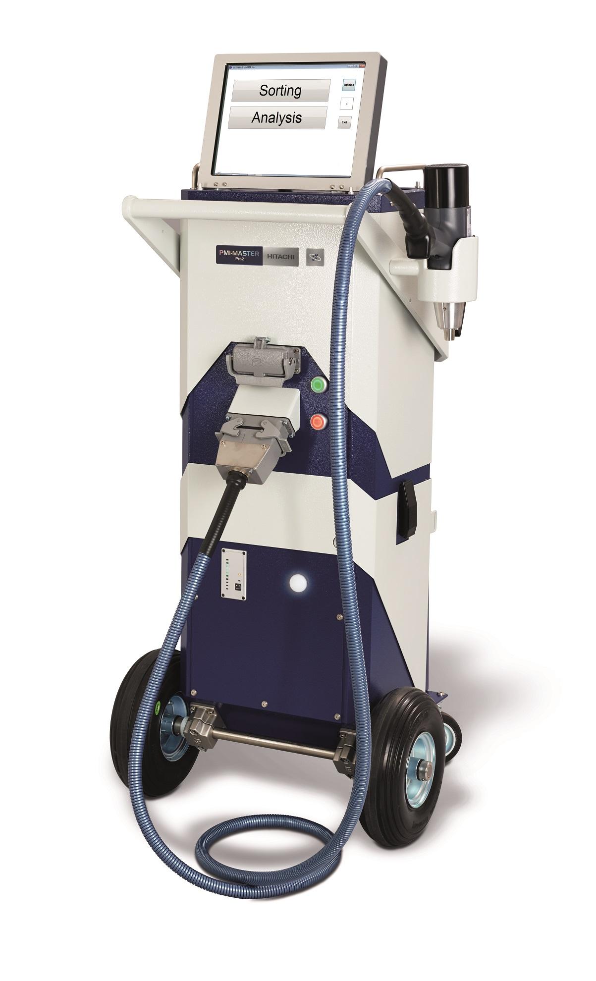 PMI-MASTER Pro2 spektrométer