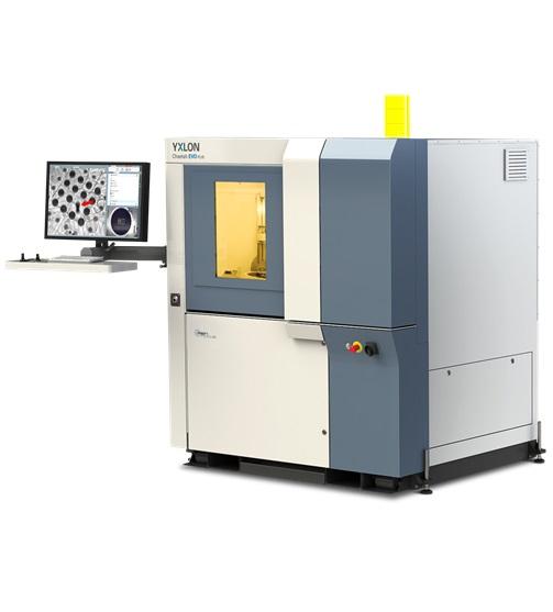 YXLON Cheetah röntgenátvilágító kabin CT opcióval