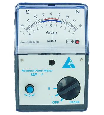 List Magnetic MP1 analóg maradék mágnesezettség mérő