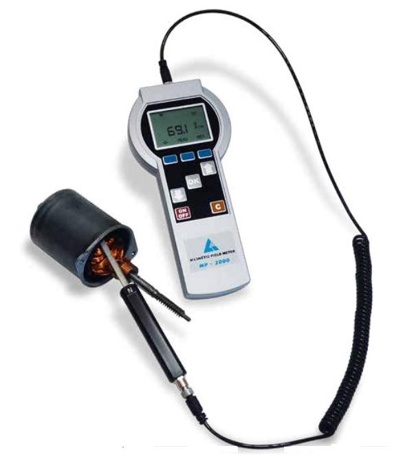 List Magnetic MP 800-1000-2000 mágneses térerőmérő eszközök