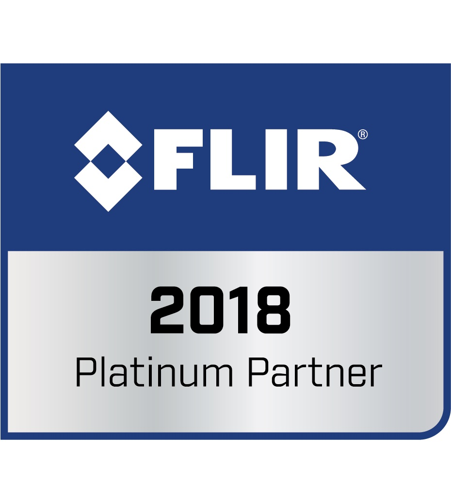 2018-ban is FLIR Platinum Partner a GRIMAS!