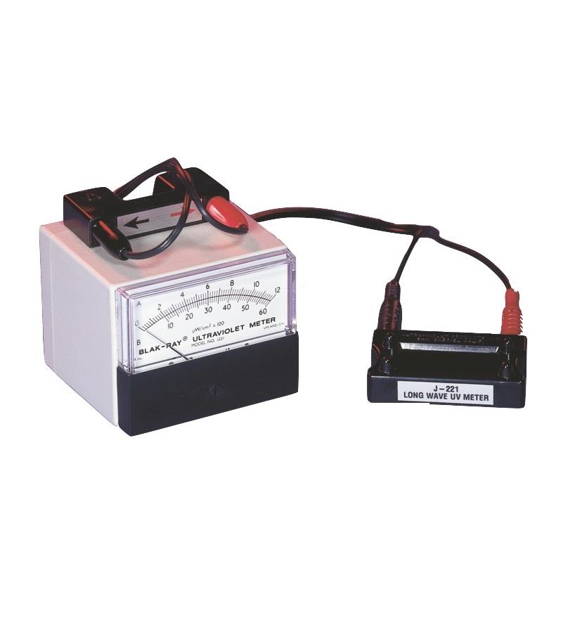 Magnaflux-Tiede J 221 analóg UV-fény intenzitásmérő