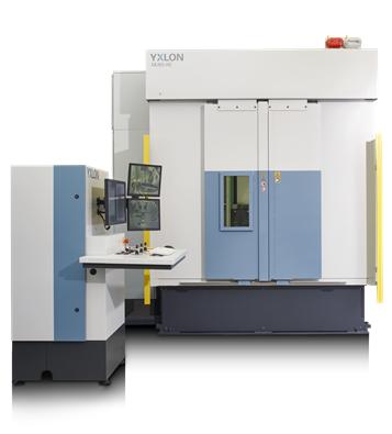 MU60 AE ipari röntgenberendezés CT opcióval