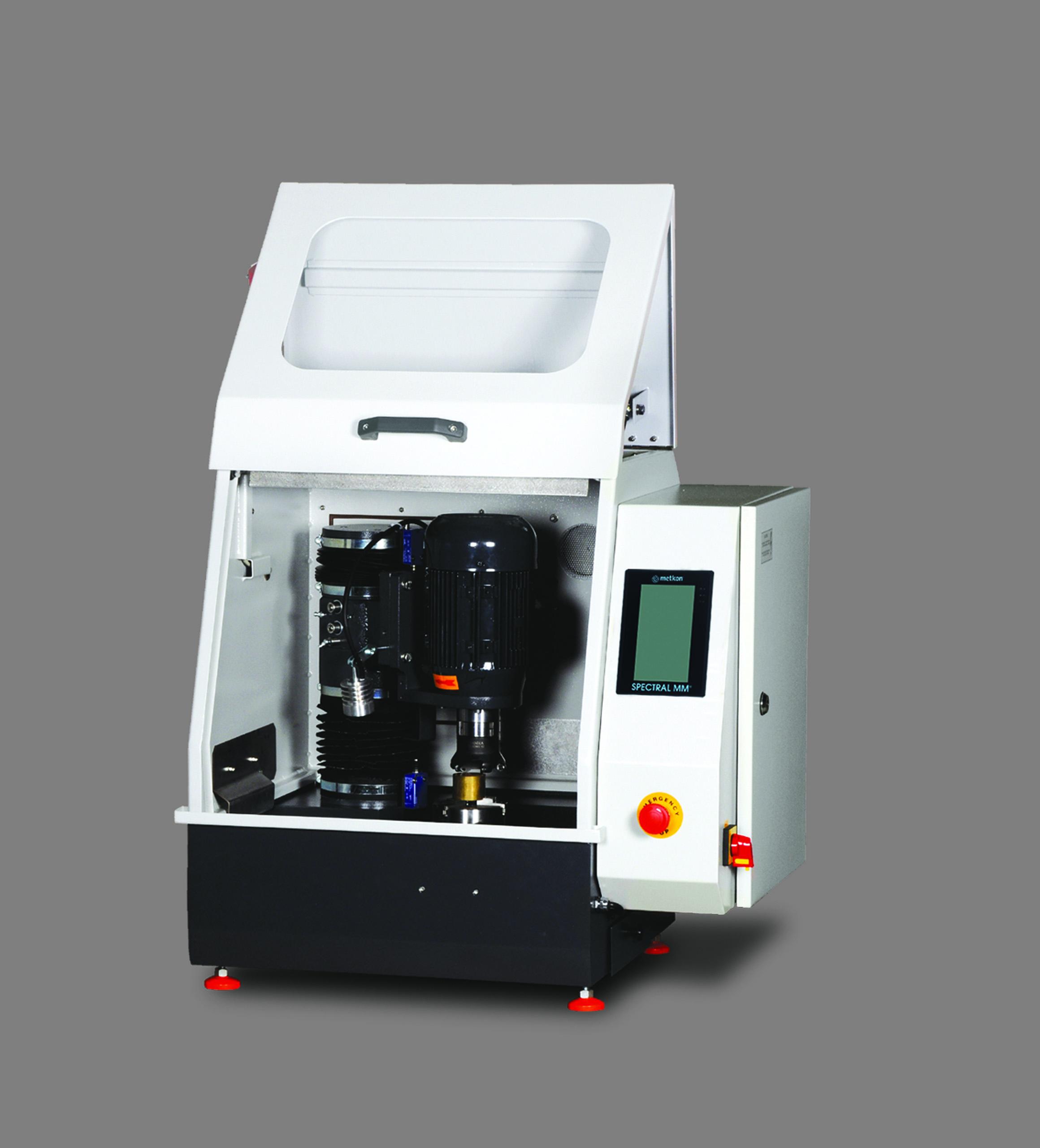 Metkon Spectral MM automata felületi marógép