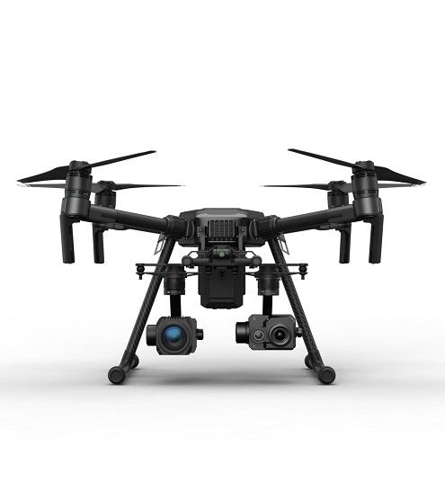 FLIR Zenmuse drónos hőkamera széria