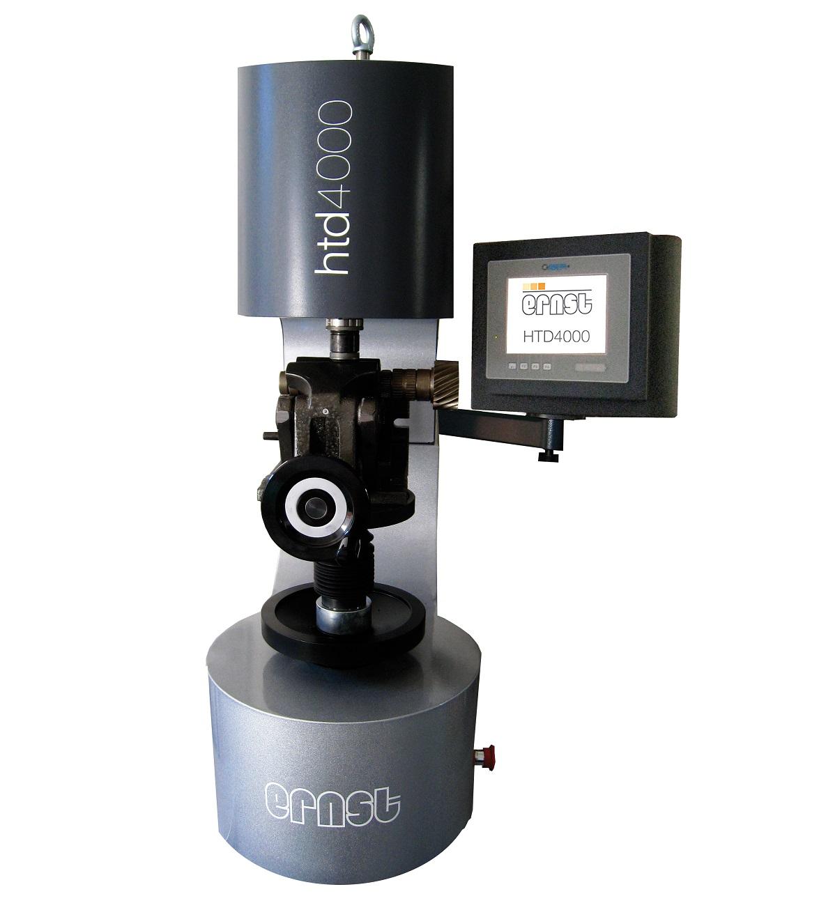 HTD 1500/4000 edzettkéreg-keménység- és -mélységmérő
