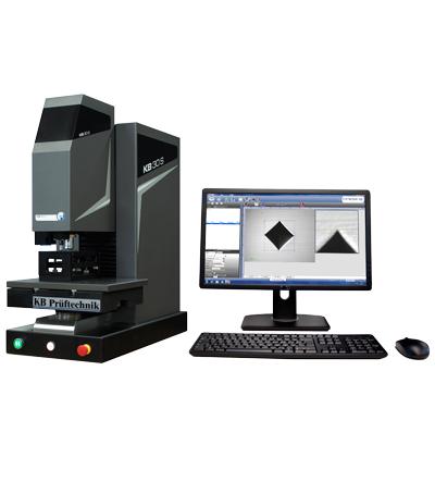 KB 30 S Video keménységmérő gép