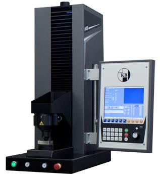 KBE 150 R keménységmérő gép