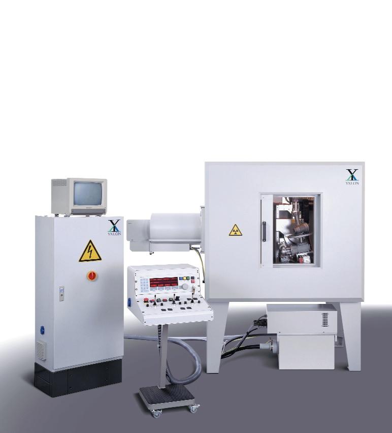 MU15FL használt ipari röntgenkabin