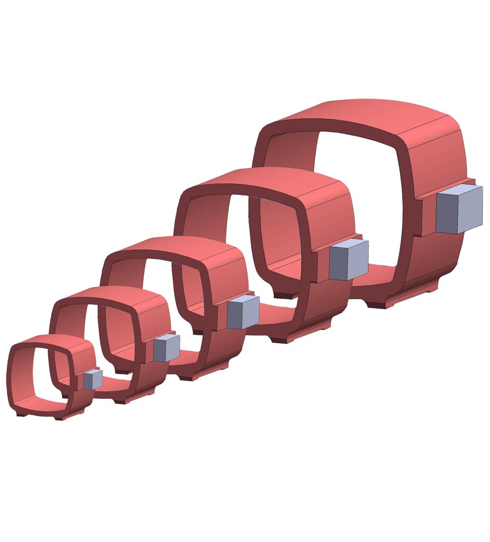 Magnaflux-Tiede ETT típusú demagnetizáló készülékek