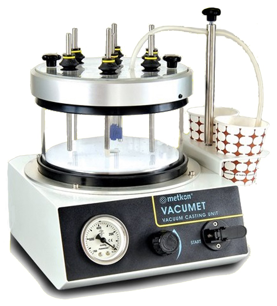 Vacumet 52 vákuumos mintabeágyazó készülék