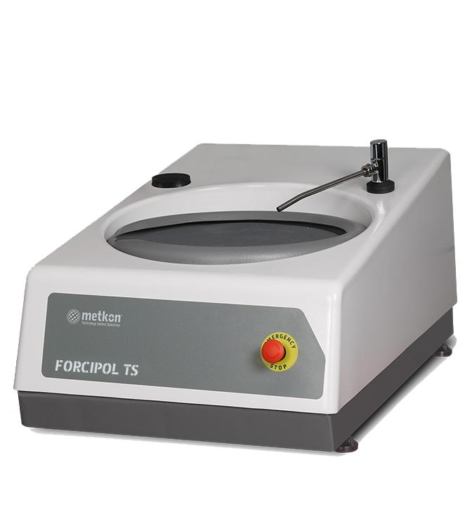 FORCIPOL-TS petrográfiai csiszoló-polírozó gép