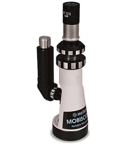 Mobiscope hordozható metallográfiai mikroszkóp