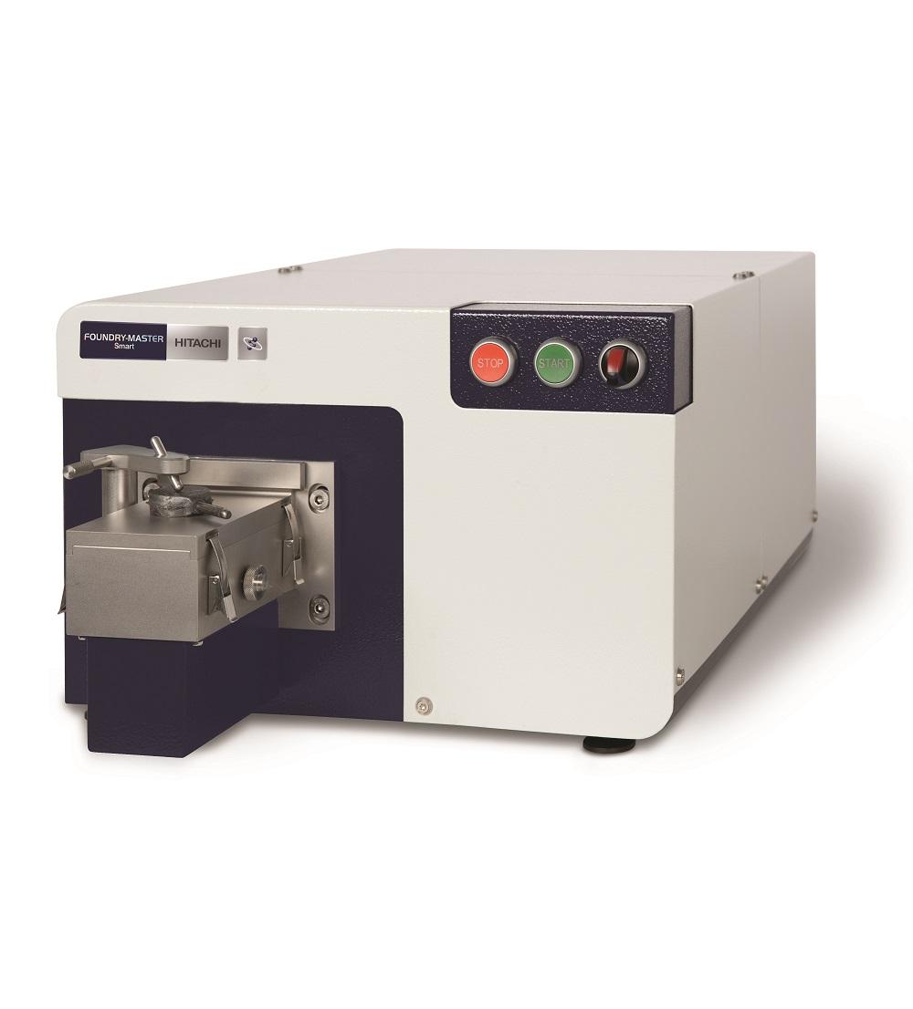 ÚJ optikai emissziós asztali spektrométer: Foundry-Master Smart